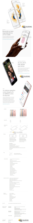 apple iphone 6s en argentina