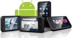 Celulares con Android