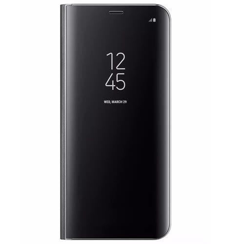 quality design 1381f 9105a Funda Samsung Galaxy S8 & S8 Plus Original Clear View Flip Cover